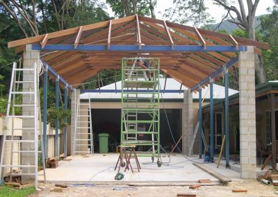 Cairns Garage Construction